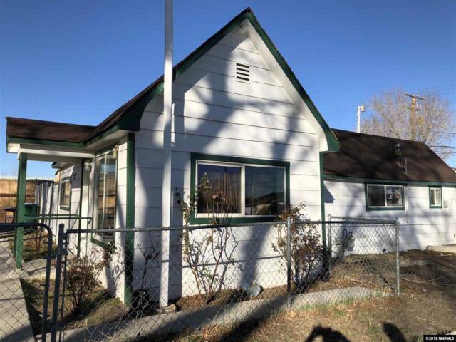 175 & 185 Hubbard Way, Reno, NV 89502 (MLS #180003213) :: Harcourts NV1