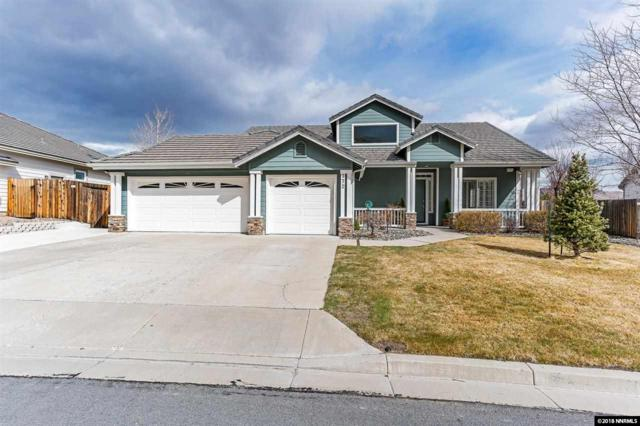 772 Norfolk Drive, Carson City, NV 89703 (MLS #180003216) :: Joseph Wieczorek | Dickson Realty