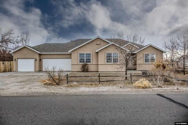 4557 Rancheria, Fallon, NV 89406 (MLS #180003217) :: NVGemme Real Estate