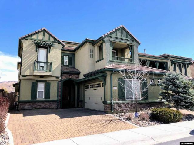 10830 Serratina Drive, Reno, NV 89521 (MLS #180003240) :: Harpole Homes Nevada