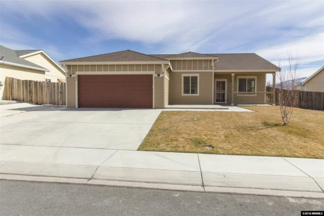 220 Red Wing Dr, Dayton, NV 89403 (MLS #180003243) :: RE/MAX Realty Affiliates