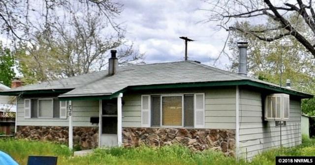720 Bates Ave, Reno, NV 89502 (MLS #180003247) :: Harpole Homes Nevada