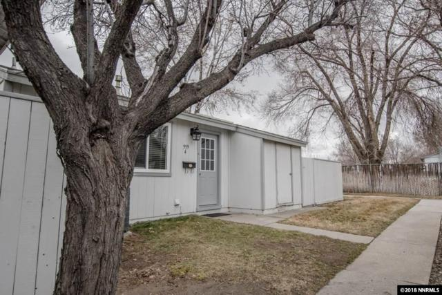 959 Mesa Ridge #4, Sparks, NV 89434 (MLS #180003248) :: Harpole Homes Nevada