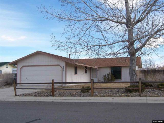 1397 Leonard Road, Gardnerville, NV 89460 (MLS #180003250) :: RE/MAX Realty Affiliates