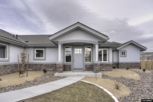6562 Rey Del Sierra, Sparks, NV 89436 (MLS #180003254) :: Harpole Homes Nevada