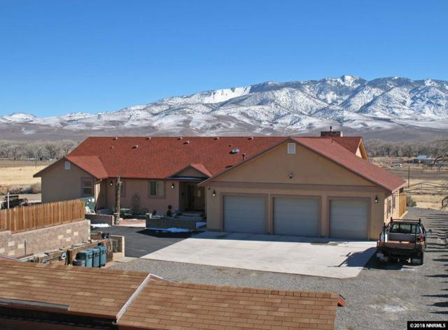 90 River Rd, Dayton, NV 89403 (MLS #180003256) :: RE/MAX Realty Affiliates