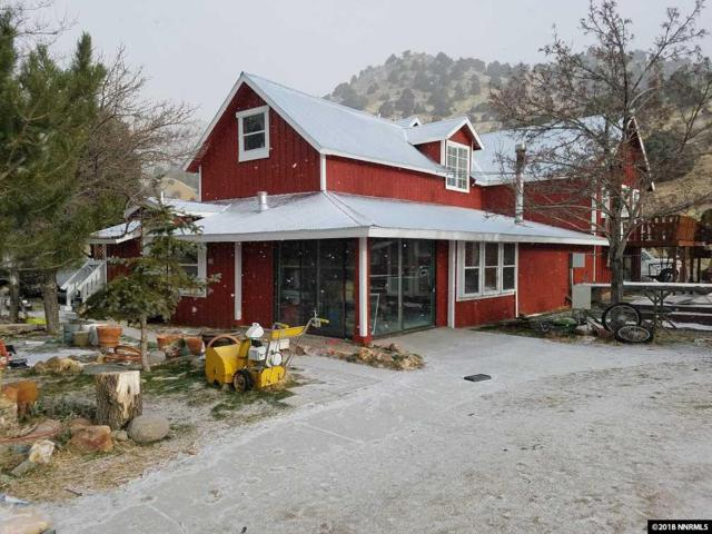 688 N Seven Mile Canyon Rd, Virginia City, NV 89440 (MLS #180003258) :: The Matt Carter Group | RE/MAX Realty Affiliates