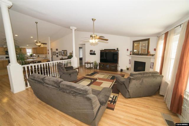 1383 White Bluffs Cir, Fernley, NV 89408 (MLS #180003260) :: NVGemme Real Estate