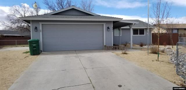 403 Suzanne, Fernley, NV 89408 (MLS #180003263) :: NVGemme Real Estate