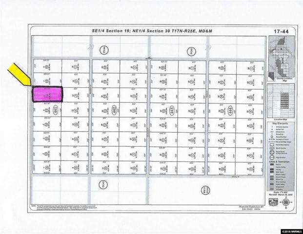 1785 E Antelope, Silver Springs, NV 89429 (MLS #180003271) :: Harcourts NV1