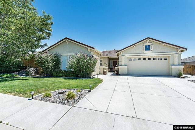 7696 Bareback, Sparks, NV 89436 (MLS #180003297) :: Harpole Homes Nevada