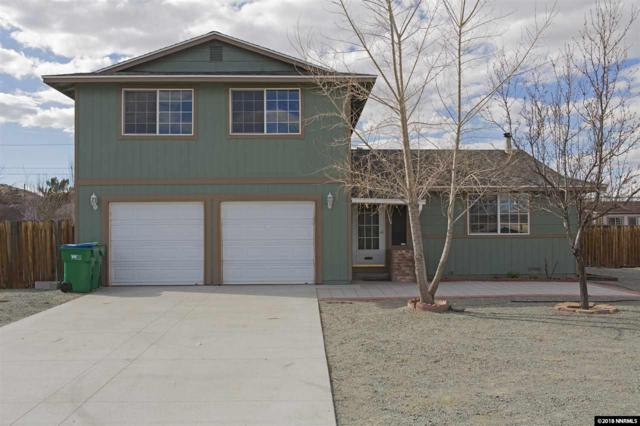 17 S Spring Mountain Circle, Sparks, NV 89436 (MLS #180003306) :: Harcourts NV1