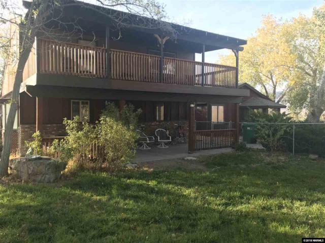 210 Bullion Rd, Dayton, NV 89403 (MLS #180003317) :: NVGemme Real Estate