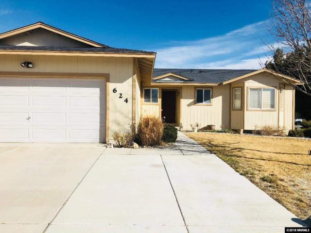 624 Shadow Lane, Fernley, NV 89408 (MLS #180003329) :: NVGemme Real Estate