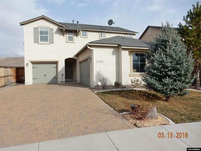 2093 Long Hollow Dr, Reno, NV 89521 (MLS #180003340) :: Harpole Homes Nevada