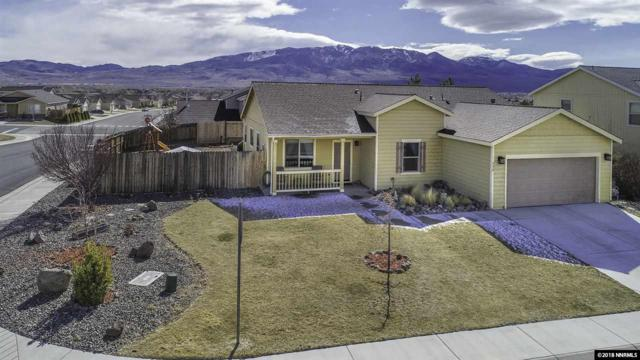 332 Golden Pick Dr, Dayton, NV 89403 (MLS #180003341) :: The Matt Carter Group | RE/MAX Realty Affiliates