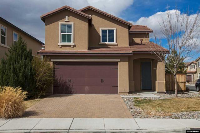 2095 Black Sand Drive, Reno, NV 89521 (MLS #180003357) :: Harpole Homes Nevada