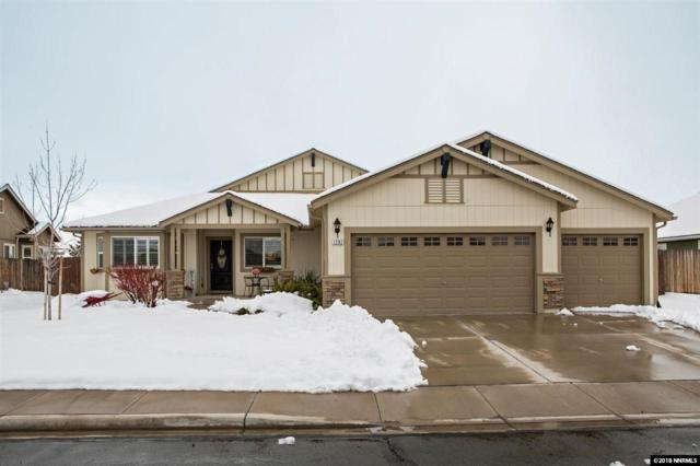 1282 Bellatrix Way, Sparks, NV 89441 (MLS #180003388) :: RE/MAX Realty Affiliates