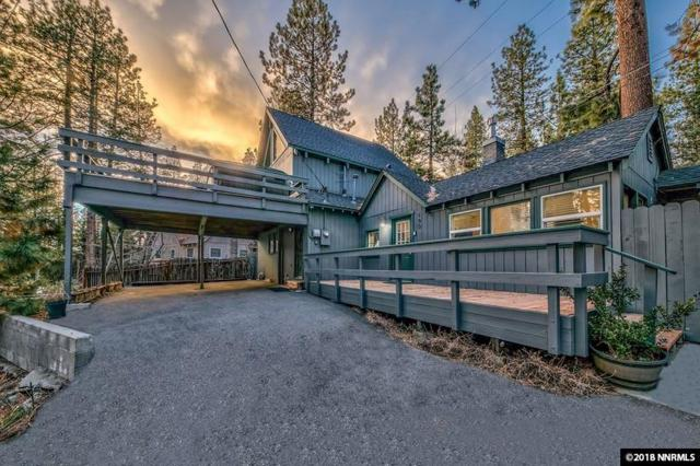 190 Tallac Drive, Zephyr Cove, NV 89448 (MLS #180003390) :: RE/MAX Realty Affiliates