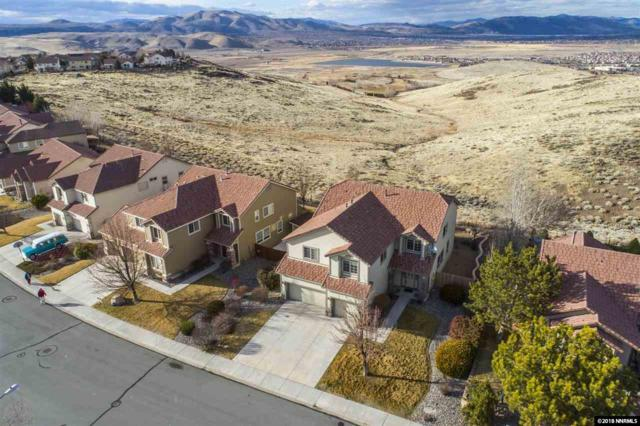 2310 Madrid Drive, Sparks, NV 89436 (MLS #180003392) :: RE/MAX Realty Affiliates