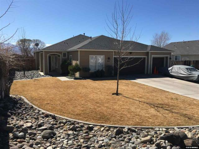 907 Ponderosa Ct, Dayton, NV 89403 (MLS #180003400) :: Harcourts NV1