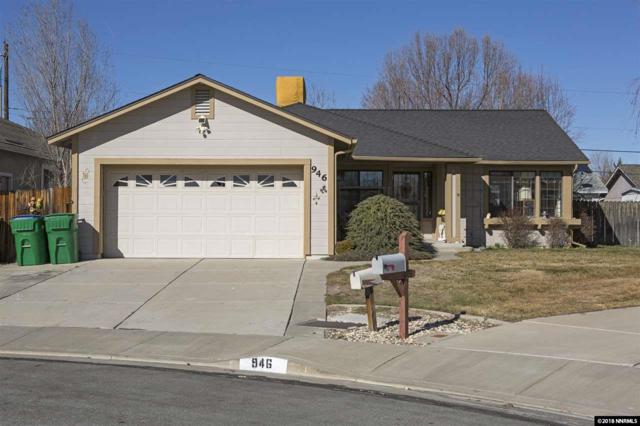946 Yellow Rose, Sparks, NV 89436 (MLS #180003413) :: Harpole Homes Nevada