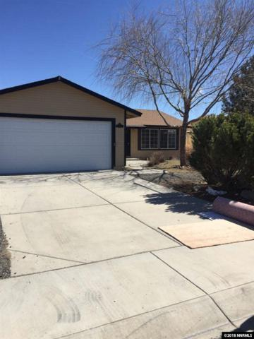 796 Monico Dr, Dayton, NV 89403 (MLS #180003421) :: Harcourts NV1