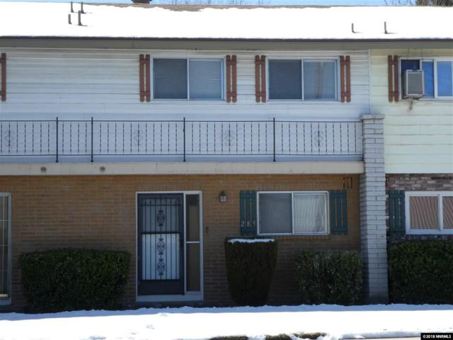 285 Smithridge Park, Reno, NV 89502 (MLS #180003425) :: Harpole Homes Nevada