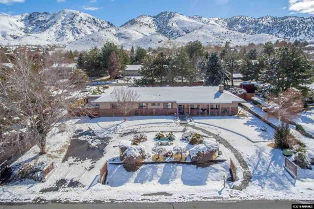 4600 E Hidden Valley, Reno, NV 89502 (MLS #180003450) :: The Matt Carter Group | RE/MAX Realty Affiliates