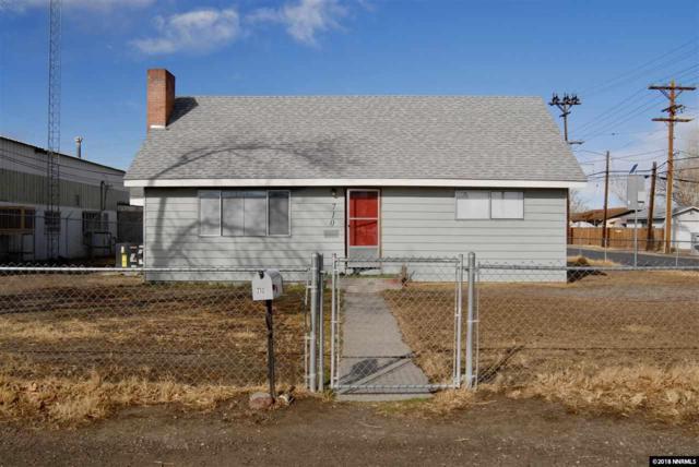 710 S Taylor Street, Fallon, NV 89406 (MLS #180003451) :: Joseph Wieczorek | Dickson Realty