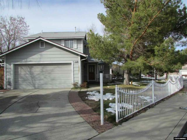 2456 Pinebrook Drive, Carson City, NV 89701 (MLS #180003468) :: The Matt Carter Group | RE/MAX Realty Affiliates