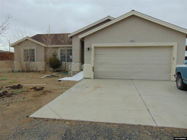 1410 Cooney Dr, Silver Springs, NV 89429 (MLS #180003494) :: The Matt Carter Group | RE/MAX Realty Affiliates