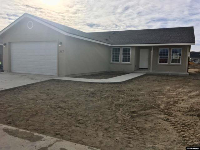 1320 Shadow, Fernley, NV 89408 (MLS #180003518) :: The Matt Carter Group   RE/MAX Realty Affiliates