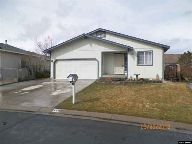 340 Rue De La Mauve, Sparks, NV 89434 (MLS #180003522) :: NVGemme Real Estate