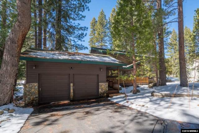 445 Country Club Drive, Incline Village, NV 89451 (MLS #180003526) :: The Mike Wood Team