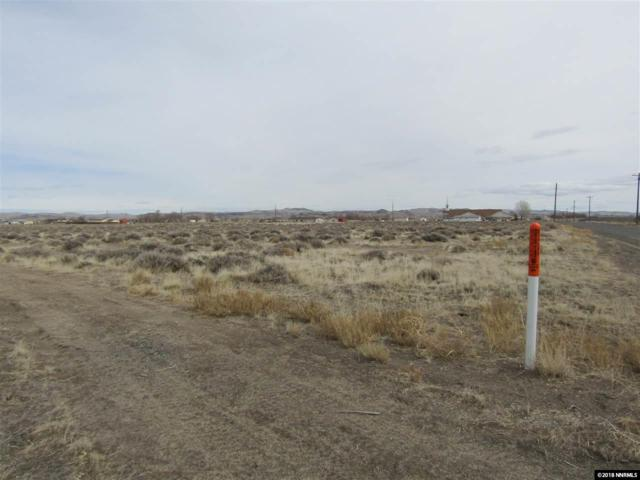 5460 S. Hwy 95A, Silver Springs, NV 89429 (MLS #180003529) :: The Matt Carter Group | RE/MAX Realty Affiliates