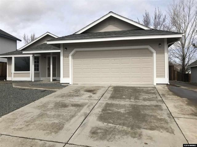4218 Quinn Dr, Carson City, NV 89701 (MLS #180003538) :: The Matt Carter Group | RE/MAX Realty Affiliates