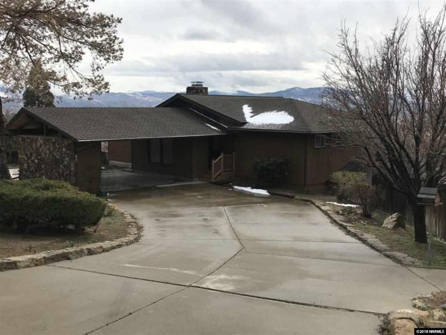 793 N Sutro Terrace, Carson City, NV 89706 (MLS #180003545) :: Mike and Alena Smith | RE/MAX Realty Affiliates Reno