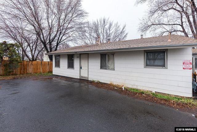 1380 Chris Lane 1380,1382, Reno, NV 89502 (MLS #180003622) :: The Heyl Group at Keller Williams