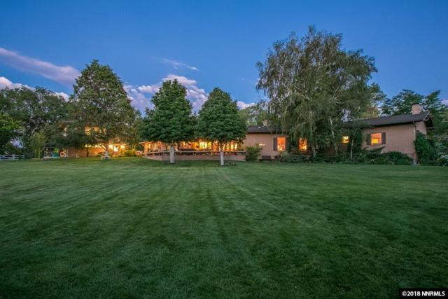 2750 Holcomb Ranch Lane, Reno, NV 89511 (MLS #180003751) :: The Mike Wood Team