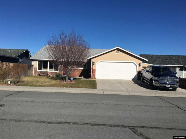2141 Eastridge Ln, Carson City, NV 89706 (MLS #180003774) :: NVGemme Real Estate