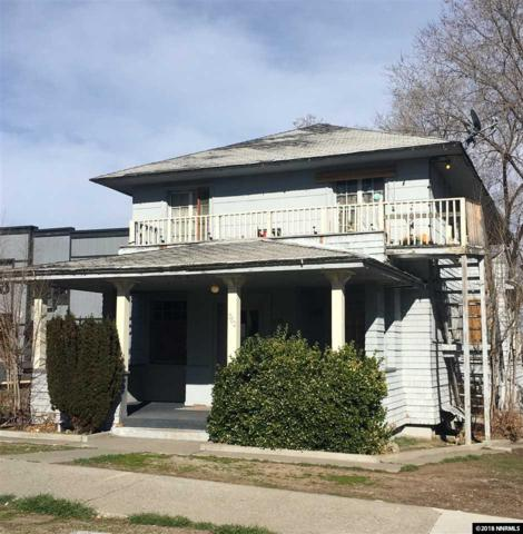 780/782 Forest Street, Reno, NV 89509 (MLS #180003819) :: The Mike Wood Team