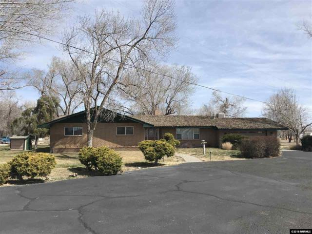 1313 Harrigan Road, Fallon, NV 89406 (MLS #180003822) :: NVGemme Real Estate