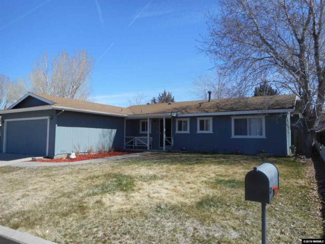 1551 Caboose Drive, Carson City, NV 89701 (MLS #180003872) :: NVGemme Real Estate