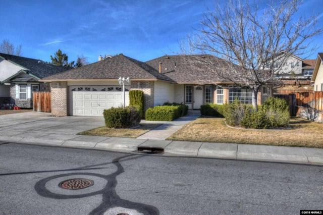 1596 Divot, Carson City, NV 89701 (MLS #180003882) :: NVGemme Real Estate