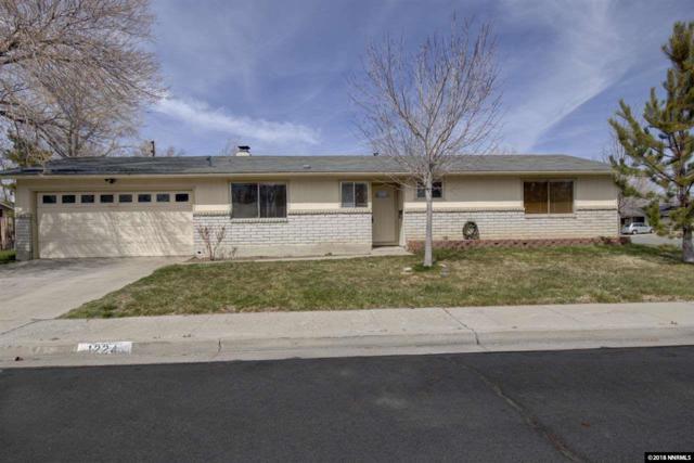 1224 E Telegraph St, Carson City, NV 89701 (MLS #180003914) :: Mike and Alena Smith | RE/MAX Realty Affiliates Reno
