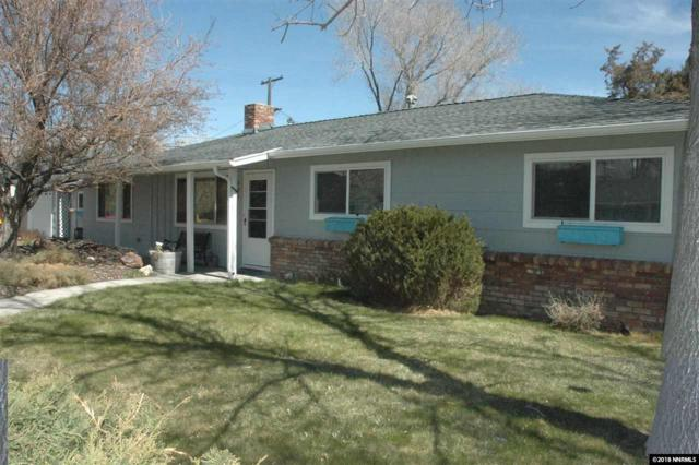 601 Pratt Ave, Carson City, NV 89701 (MLS #180003942) :: Mike and Alena Smith | RE/MAX Realty Affiliates Reno
