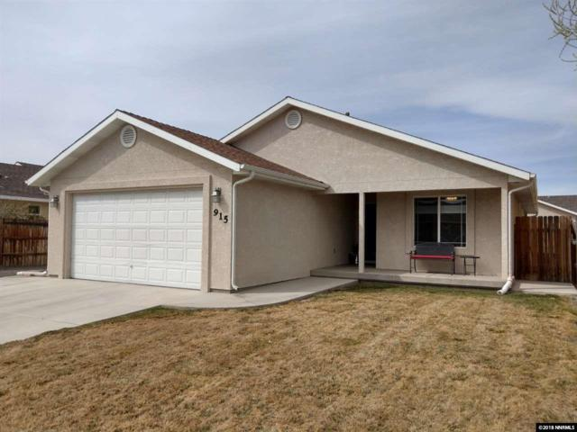915 Woodhaven, Fallon, NV 89406 (MLS #180003968) :: Mike and Alena Smith | RE/MAX Realty Affiliates Reno