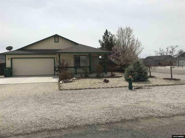 1295 Lattin Road, Fallon, NV 89406 (MLS #180004057) :: NVGemme Real Estate
