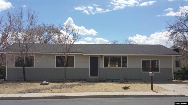 1021 W Center Street, Fallon, NV 89406 (MLS #180004078) :: Ferrari-Lund Real Estate